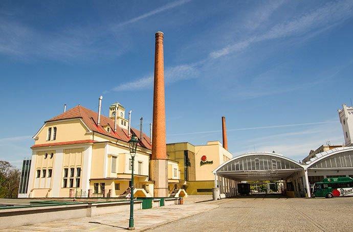 visita a la Pilsner Urquell