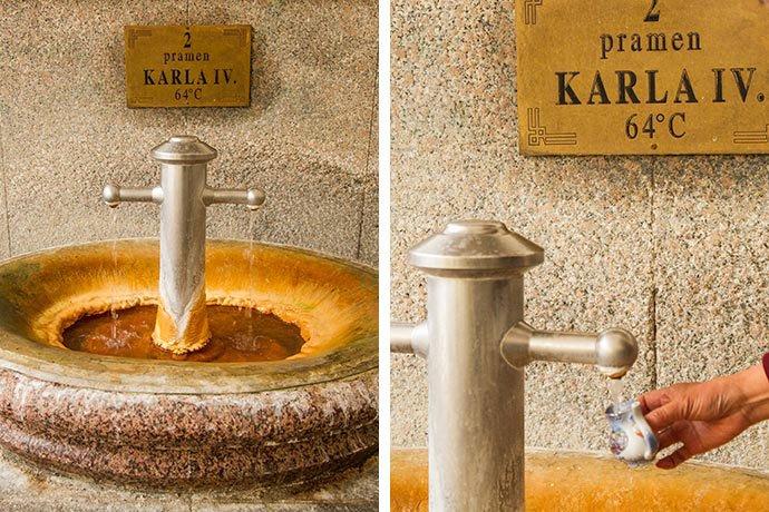qué hacer en Karlovy Vary: Fuentes termales en Karlovy Vary