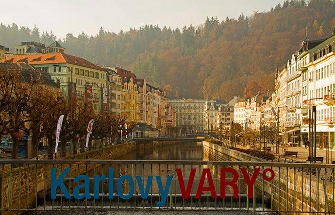 cartel Karlovy Vary