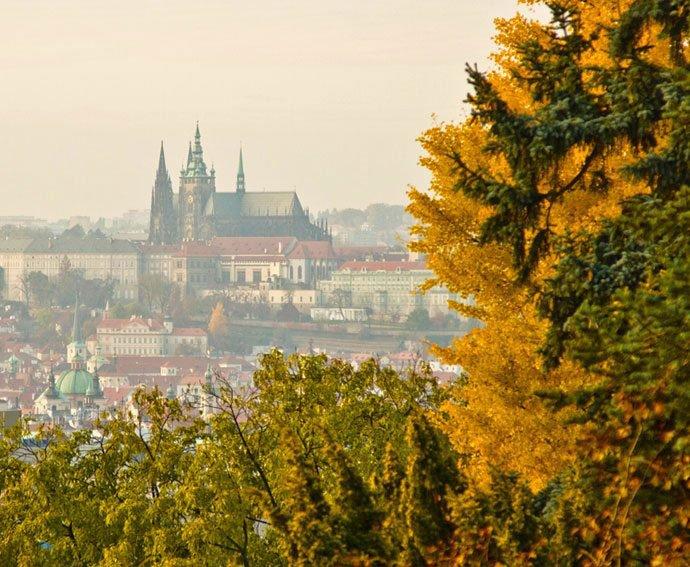cuándo visitar Praga: el otoño