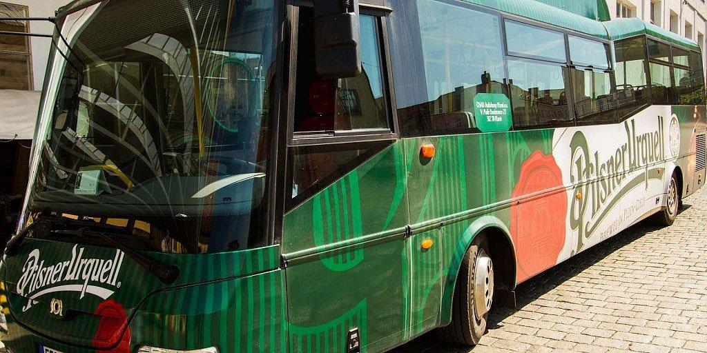 autobús pilsen