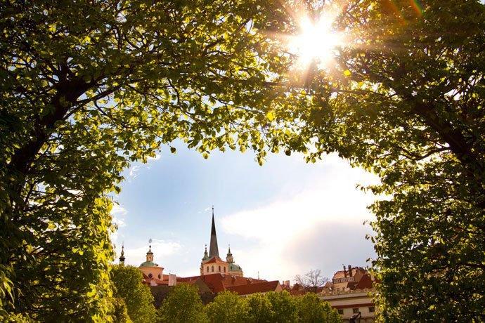 cuando visitar Praga: la primavera