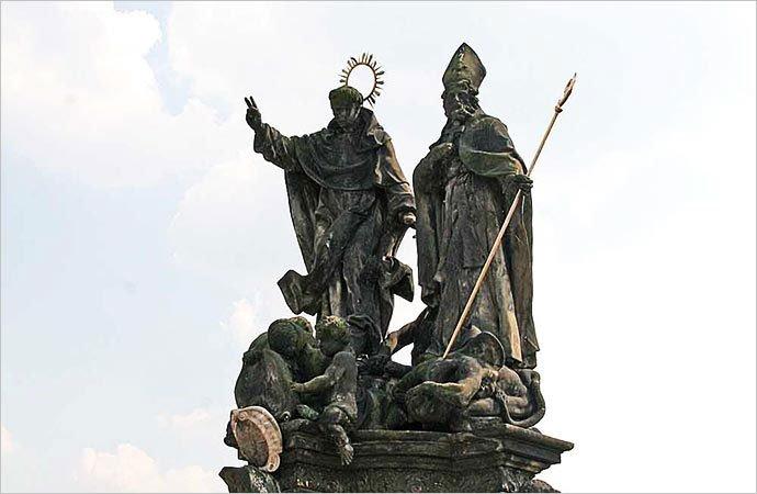 San Vicente Ferrer y San Procopio