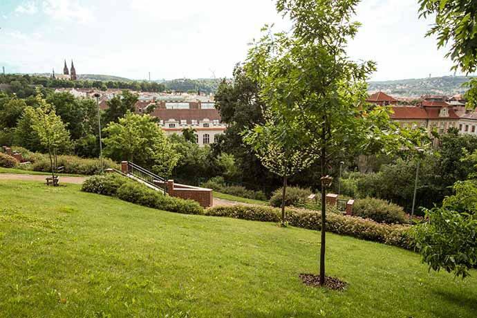 Jardín Ztracenka
