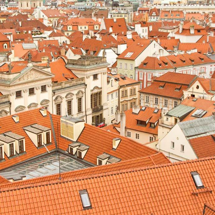 torres de Praga: Torre Astronómica