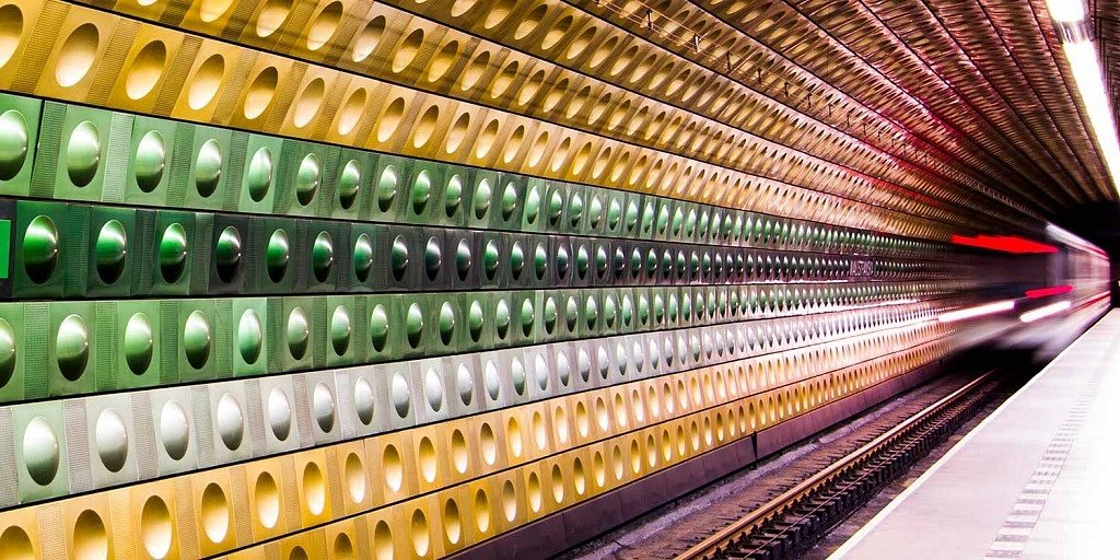 metro de Praga