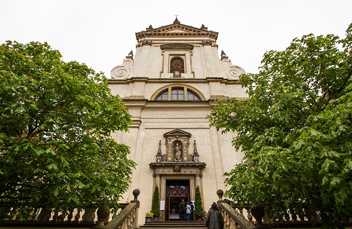 Iglesia de Nuestra Señora Triunfante